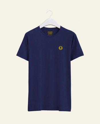 camiseta manga corta unisex logo calavera