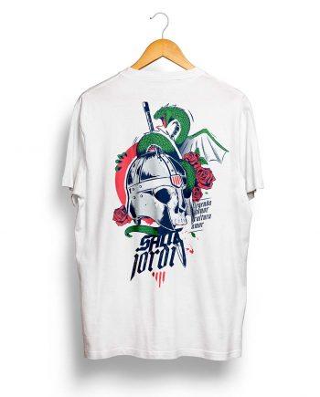 Camiseta manga corta Sant Jordi hombre